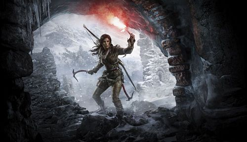 Rise of the Tomb Raider - Eventi di Crystal Dynamics
