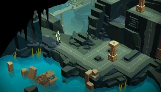 Lara Croft GO - Child's Play