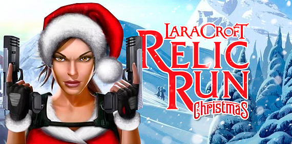 Lara Croft: Relic Run - Christmas