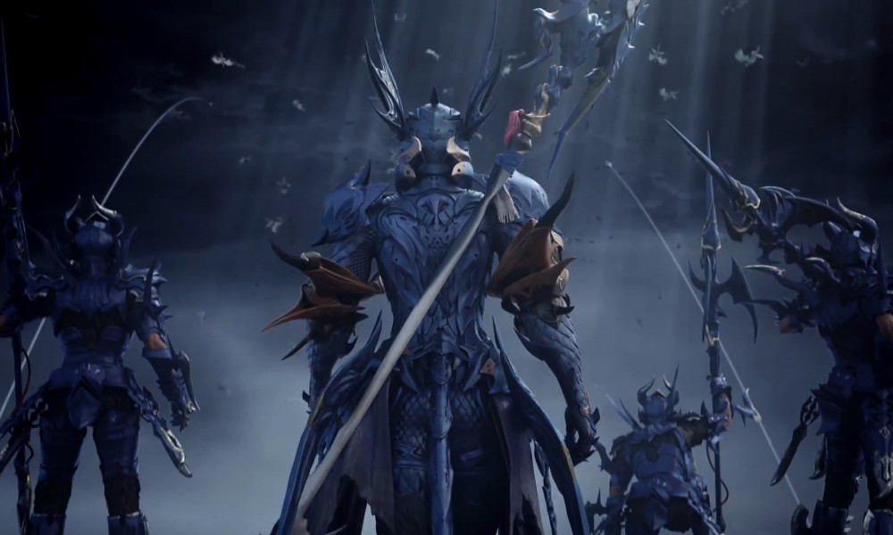 Final Fantasy XIV Heavensward: Filmato di apertura