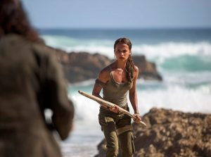 Alicia Vikander - Tomb Raider Movie