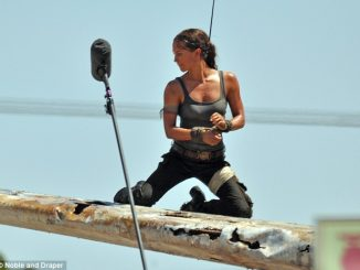 Set di Tomb Raider