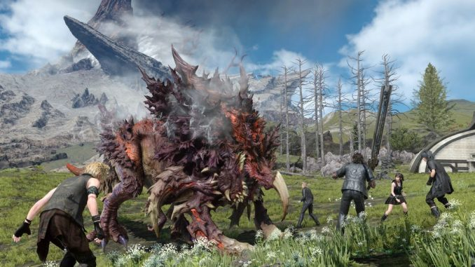 Final Fantasy XV per Windows