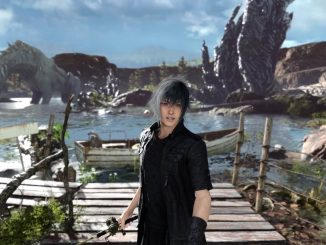 Monster of the Deep: Final Fantasy XV