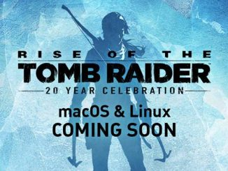 Rise of the Tomb Raider su Mac